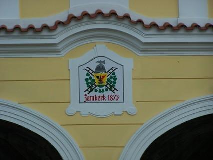 FOTKA - Žamberk znak