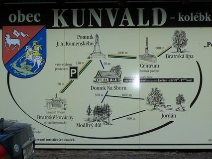 FOTKA -  Obec Kunvald