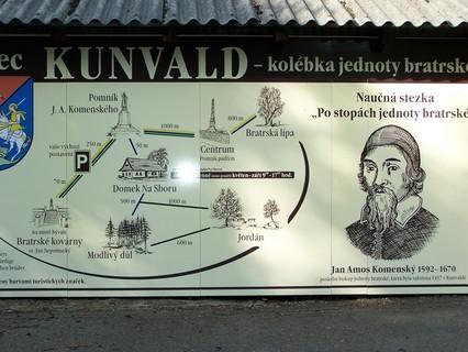 FOTKA - Obec Kunvald 1