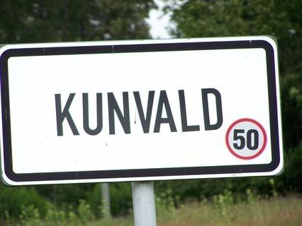 FOTKA - Kunvald cedule