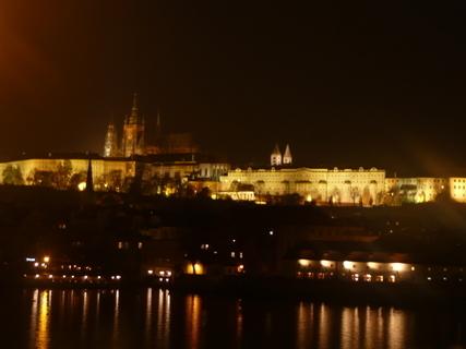 FOTKA - Noční Praha