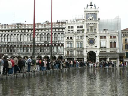 FOTKA - zatopené náměstí