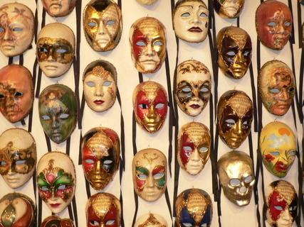 FOTKA - masky