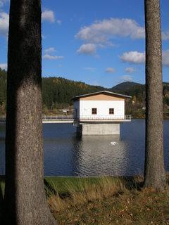 FOTKA - Věž na přehradě