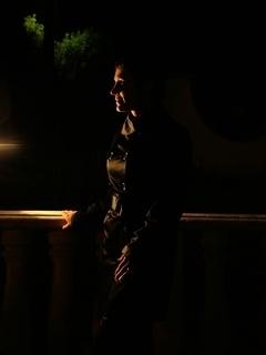 FOTKA - ...žena v noci......