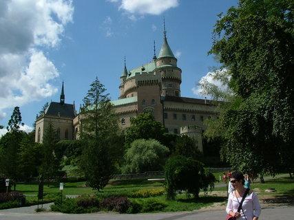 FOTKA - zámek v Bojnicích