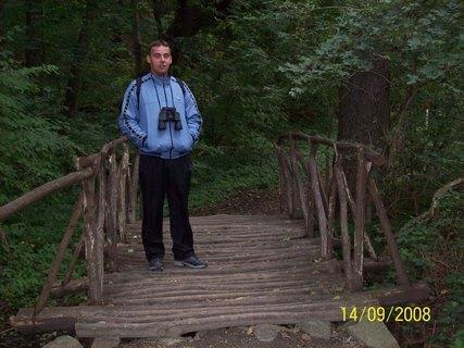 FOTKA - Na mostíku