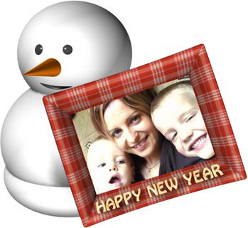 FOTKA - Přejeme šťastný nový rok