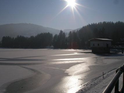 FOTKA - Zimní přehrada