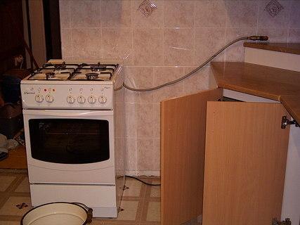 FOTKA - kuchyně-rekonstrukce-nový sporák