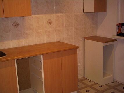 FOTKA - kuchyně-rekonstrukce linky 1