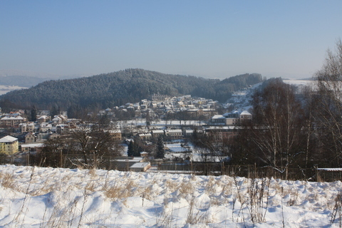 FOTKA - Úpice v zimě