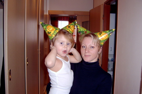 FOTKA - Lenička  narozeninky