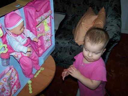 FOTKA - Markétka-2.narozeniny dárek - rozbalit