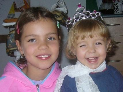 FOTKA - Mája a princezna
