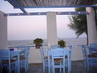 Oblíbená taverna Santorini