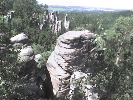 FOTKA - Prachovské skály