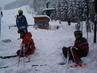 Beskydy odpočinek na lyžích