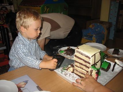 FOTKA - Ondrášek má narozeniny