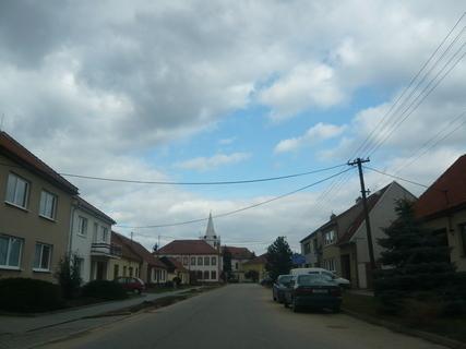 FOTKA - má vesnice dnes)