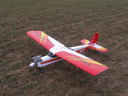 FOTKA - Cvičné letadlo
