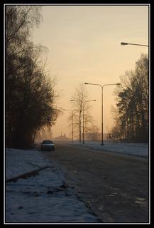 FOTKA - Zimní ráno