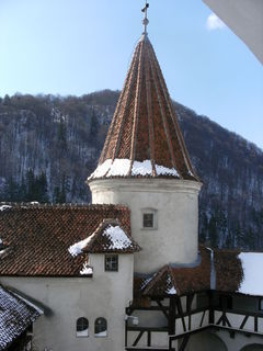 FOTKA - Brašov-Drákulův hrad