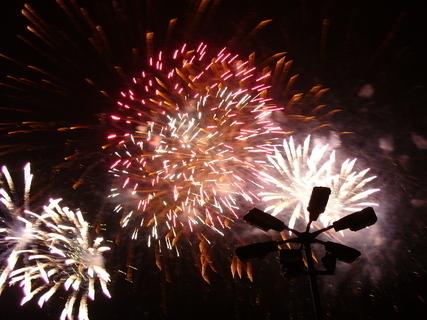 FOTKA - loňský ohňostroj v Náchodě
