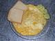 sýrová  omeleta