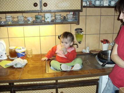 FOTKA - to nádobí počká