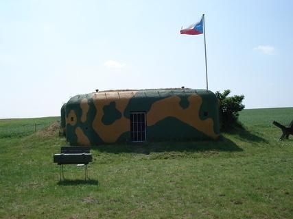 FOTKA - Slup vojenský bunkr