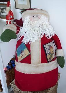 FOTKA - Sám velký Santa
