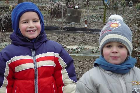 FOTKA - Tomáš a Kristian
