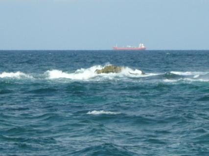 FOTKA - tanker na obzoru