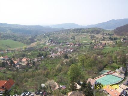 FOTKA - Výhľad z okna až do Maďarska