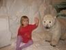dcerka s medvídkem