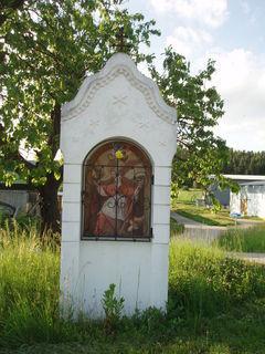 FOTKA - kaplička u Brloha