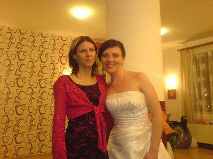 FOTKA - svatba  sestřenice
