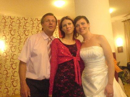 FOTKA - svatba sestřenice .