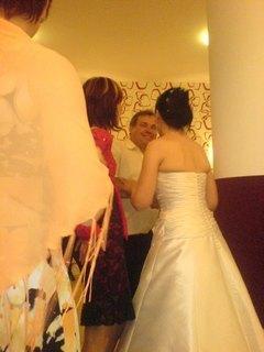 FOTKA - svatba sestřenice..