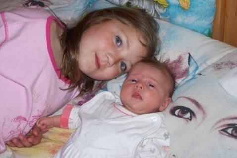 FOTKA - Deniska a Lucinka