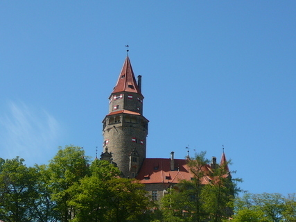 FOTKA - hrad Bouzov8