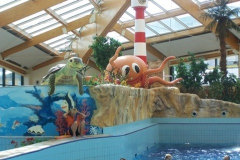 FOTKA - chobotnice v aquaparku