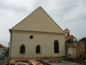 odkryty pohled na vychodni stranu synagogy