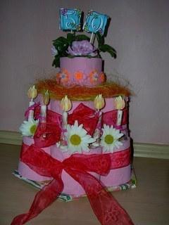 FOTKA - netradiční dort k 50