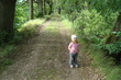 na procházce v lese
