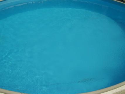 FOTKA - Bazén na zahradě