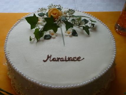 FOTKA - dort - svatba