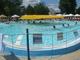 Perličkový bazén