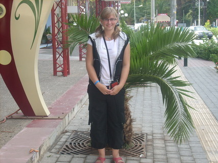 FOTKA - Já u palmičky